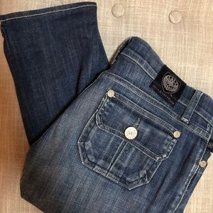 Rock & Republic dark blue denim